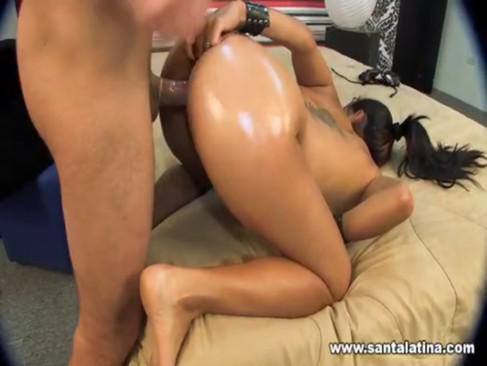 Authoritative answer, Colombian girls doing anal