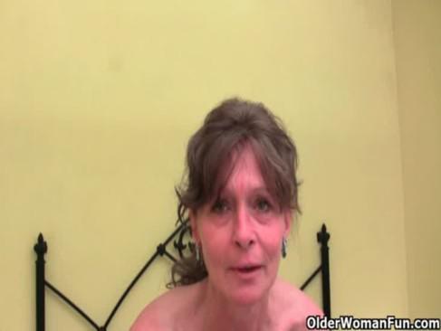 Dirty mom tits blowjob