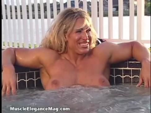 Nude female bodybuilders movies